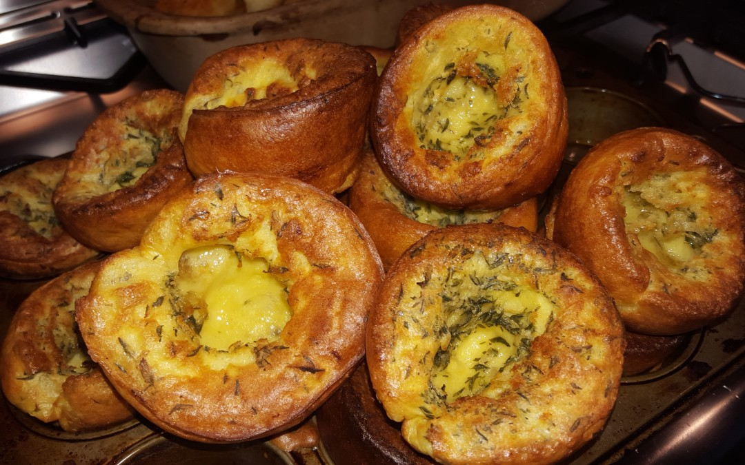 Thyme Yorkshire Puddings