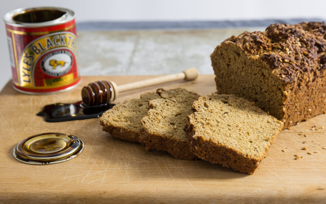 Treacle & Linseed Bread